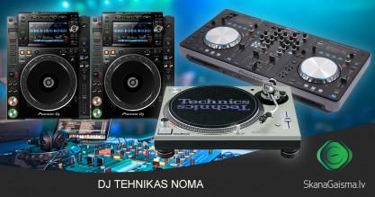 DJ tehnikas noma