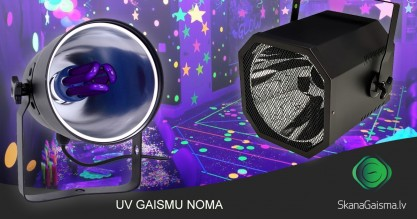 UV gaismu noma