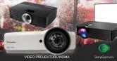 Video projektoru noma