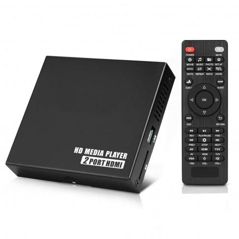 Media player (audio/video failu atskaņotājs) | noma