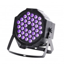 Ultravioletā gaisma 72W LED (UV, blacklight) <br /><span style=text-transform:none;><small></small></span>
