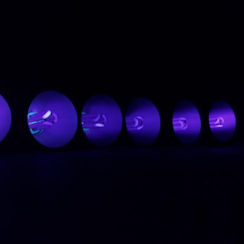 Gaismas efekts - ultravioletā gaisma (UV, blacklight) | noma