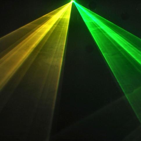 Lāzera efekts JB Twin Beam Color MK II | noma