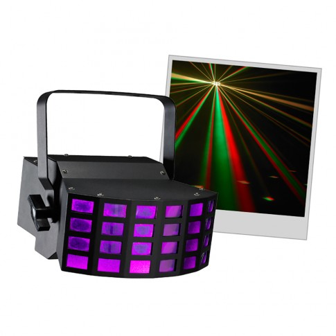 Gaismas efekts LED beamer