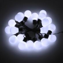 Цепочка из маленьких декоративных светодиодных лампочек 5м<br /><span style=text-transform:none;><small></small></span>