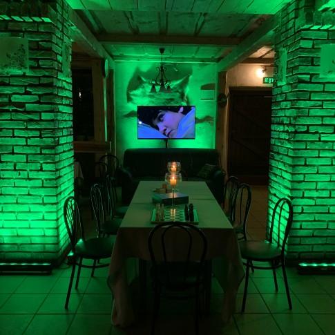 LED prožektori ADJ Vbar | komplekts | noma