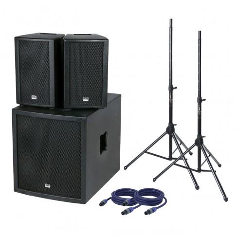 Aktīvās skandas DAP Audio Club Mate 12 | 2 gаb. | noma