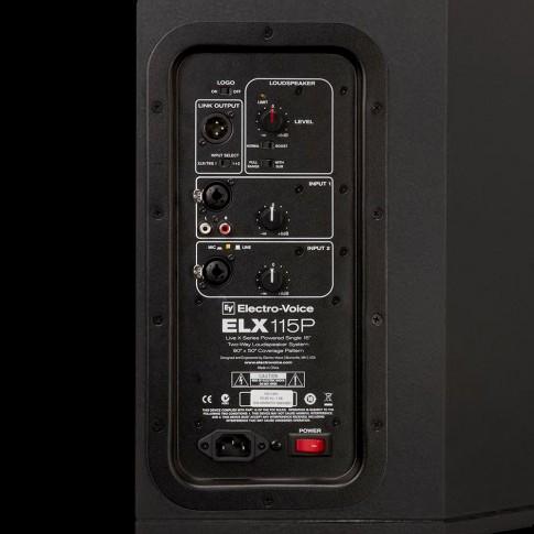 Aktīvās skandas EV ELX 115P | 2 gab. | noma