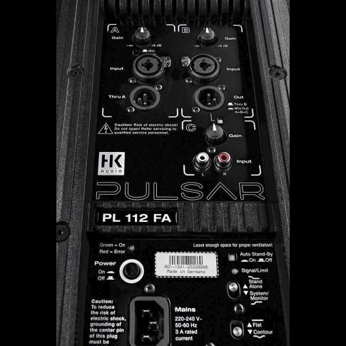 Aktīvās skandas HK Audio Pulsar PL 112 FA | 2.gab.