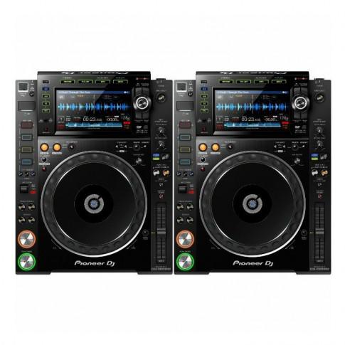 DJ atskaņotājs Pioneer CDJ-2000NXS2 | 2 gab. | noma