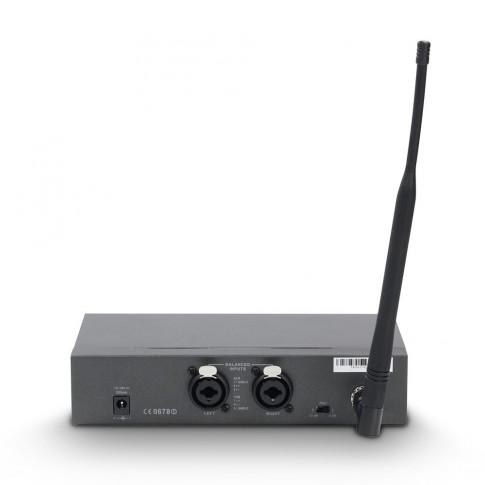 Bezvadu ausu monitoru sistēma LD Systemas  MEI 1000 G2 | noma
