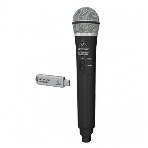 Bezvadu mikrofons Behringer ULM300USB