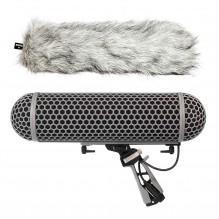 Mikrofons filmēšanai Rode NTG4 Shotgun <br /><span style=text-transform:none;><small> komplekts</small></span>