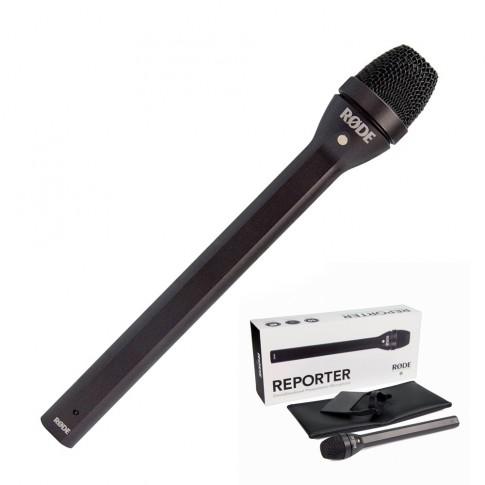 Interviju mikrofons RODE Reporter