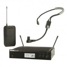 Bezvadu galvas mikrofons Shure SM35/BLX24R<br /><span style=text-transform:none;><small></small></span>