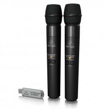 Bezvadu USB mikrofoni <br /><span style=text-transform:none;><small> 2 gab.</small></span>