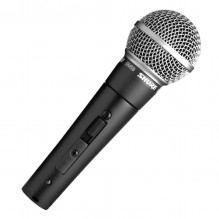 Mikrofons Shure SM58<br /><span style=text-transform:none;><small></small></span>