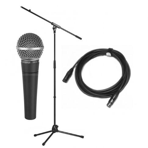 Mikrofons Shure SM58 | noma
