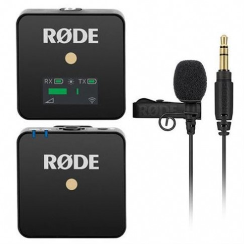 Bezvadu mikrofona komplekts RODE GO | noma