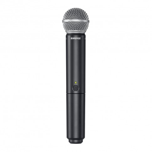 Bezvadu mikrofons Shure BLX24R/B58