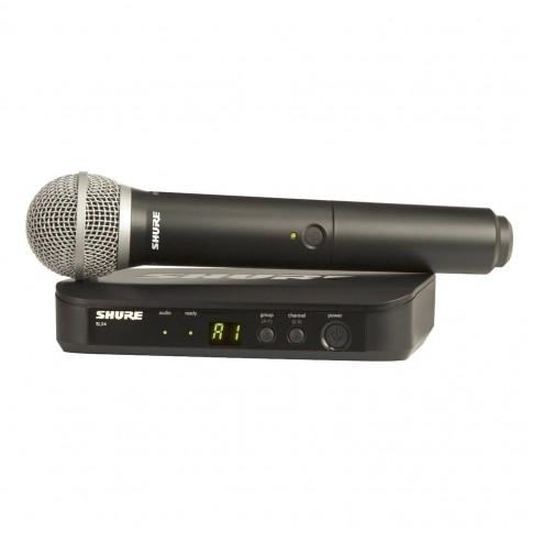 Bezvadu mikrofons Shure PG58 | noma