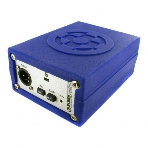 Aktīvais līnijas transformators (DiBox) Klark Technik DN-100   noma