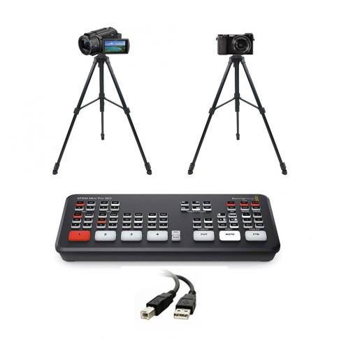Blackmagic DESIGN MINI PRO komplekts (2 kameras) | noma