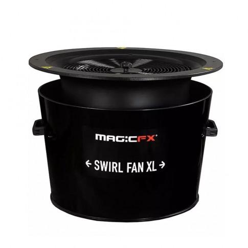 Mākslīgā sniega mašīna MAGICFX SWIRL FAN XL (komplekts) | noma