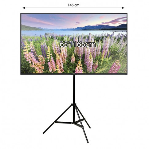 Samsung 65″ 4K Ultra HD Smart TV ekrāns