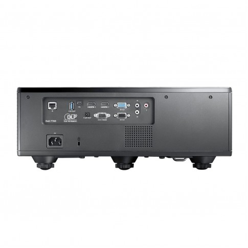 Jaudīgs uzlabotais lāzer-projektors Dell 7760 FullHD   noma
